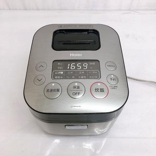 💛Haier マイコンジャー炊飯器 JJ-XP2M31E …
