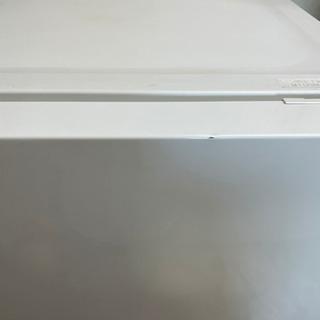 受け渡し予定者決定しております。8/11まで 無印良品 冷蔵庫 137L  2008年製 深澤直人デザイン 廃盤 - 売ります・あげます