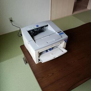 【0円】エプソン レーザープリンター LP-8700