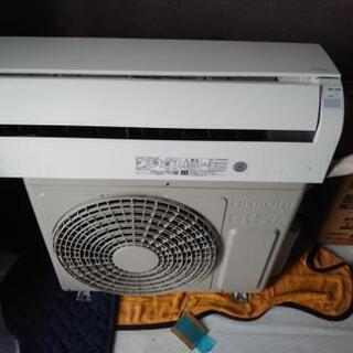 エアコン 日立 HITACHI製 白くまくん 2.8kw …