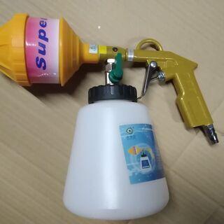 洗車ウォームエアーガン 使用少ないお品です。
