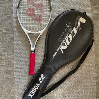 【ネット決済】硬式テニスラケット、4本