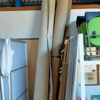 現状カーペット 352cm 6畳以上 茶色 江戸間サイズ  絨毯