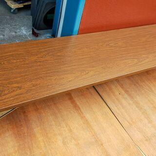 チトセ 折りたたみテーブル 座卓タイプ 会議テーブル 幅1…