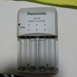 充電式充電器 パナソニック