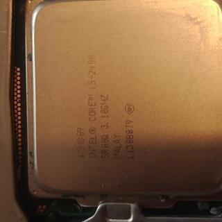 corei5 2400 3.1ghz ジャンク