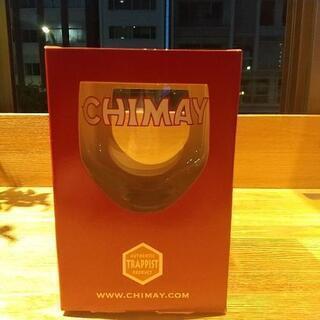CHIMAY ビアグラス