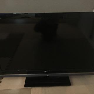 【無料で差し上げます】ソニー製40型液晶テレビ美品 200…
