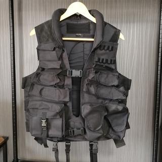 【ネット決済】サバゲー用品 MIL-FORCE タクティカルベスト