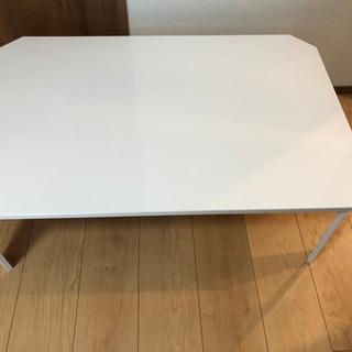 折りたたみテーブル ニトリ NITORI(ほぼ新品)