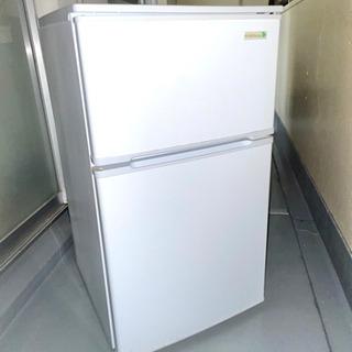 冷蔵庫 6年使用 HerbRelax 90L
