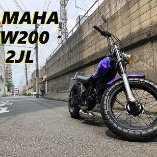 【動画 画像複数  王道カスタム❗️】 ヤマハ TW200 2J...