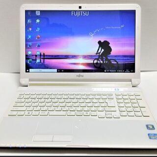★美品・富士通 LIFEBOOK★Core i5/8GB/500...