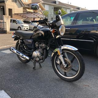 【愛知】ヤマハ YB125SP 125cc 車体 カフェレーサー...