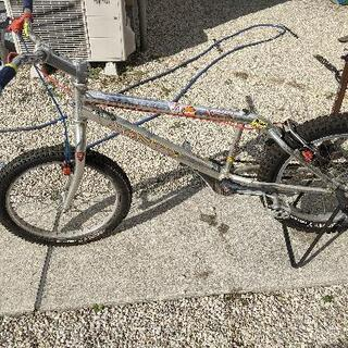 トライアル 自転車 モンティ