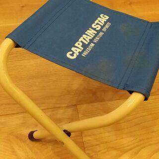 9月末廃棄 折り畳みチェア 椅子 キャンプ CAPTAIN…