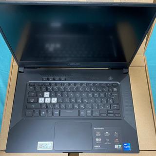 【ネット決済・配送可】ゲーミングノートPC ASUS RTX3060