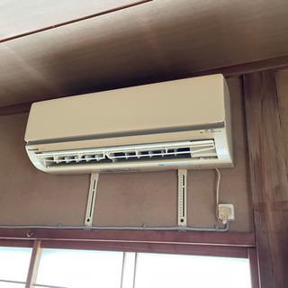 エアコン取付け致します。