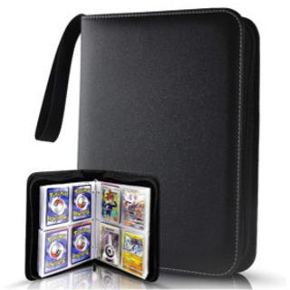 カードアルバム トレーディングカードケースファイル  4ポケット...