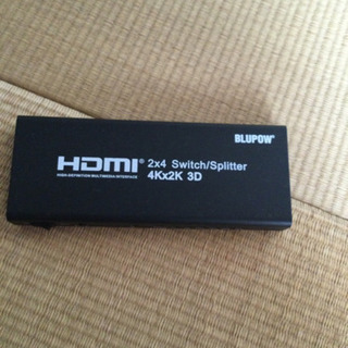 HDMI スイッチャー
