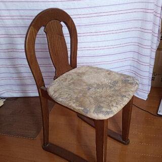 レトロドレッサー 椅子あり