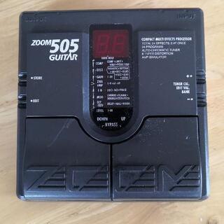ギター用エフェクター Zoom505guitar