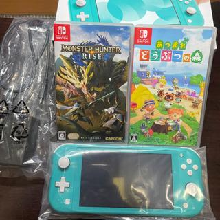 Nintendo Switch Lite あつまれどうぶつの森 ...