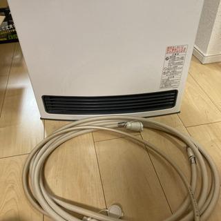 ガスファンヒーター 東邦ガス ガスコード5メートル、1メートル付き