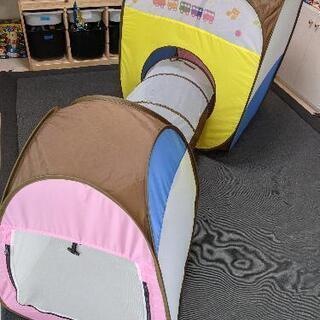 ボールハウストンネルセット ボールプール ボウルなし 室内遊び