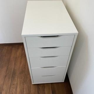 IKEA 引き出し ホワイト