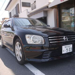 (ID3460)ステージア 250RX FOUR 4WD 平成1...