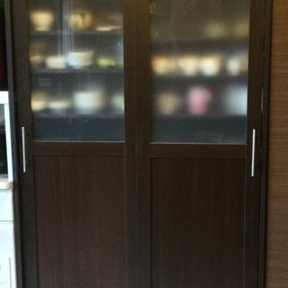 【ネット決済】食器棚