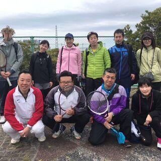 🎾硬式テニス一緒に楽しみませんか!【宮城野パワーテニスクラブ】8...