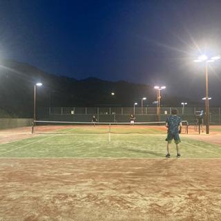 テニスメンバー募集