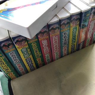 カセットテープ 日本の昔話