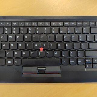 Thinkpad Trackpoint 外付け英語キーボード 有...