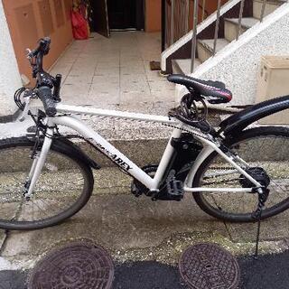 【ネット決済】新品購入後1ヶ月使用 モペットロードバイクタイプ
