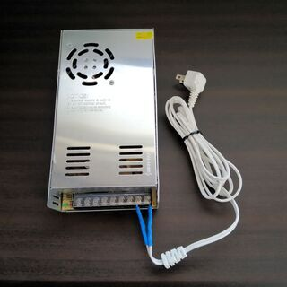 直流安定化電源装置 DC12V 360W 低騒音ファン取替済