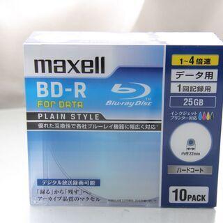 パソコン用ブルーレイディスク25GB10枚セット未使用