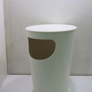 【ネット決済・配送可】jtp-0540 ENOTS ゴミ箱 ホワ...