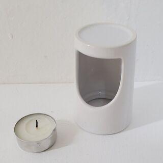 キャンドルウォーマー アロマ ライト キャンドル ウォーマー  陶器