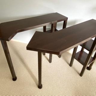 特価!オーダーテーブル!両サイドセット♡