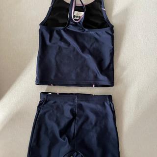 女の子 競泳用水着 120サイズ