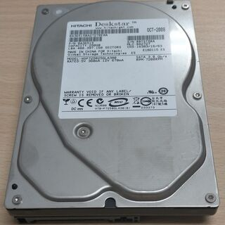 【ネット決済・配送可】**Hitachi HDP725025GL...