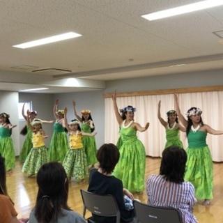 熊谷フラダンス🌈平日クラス開講🌈秋の体験ご案内