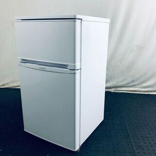 【ネット決済・配送可】エルソニック ELSONIC 冷蔵庫 一人...