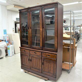 USED 大型食器棚 H2000