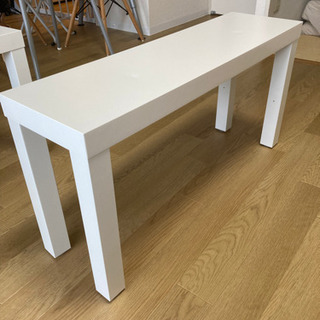 IKEAミニテーブル70×40