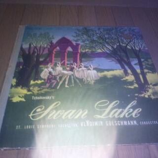 白鳥の湖  spレコード