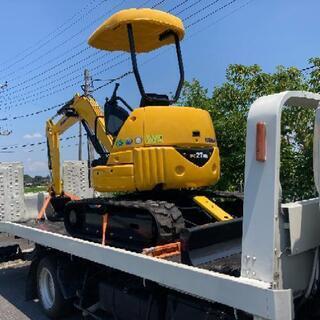 陸送 各種各地 青森県初着 改造車 農業機械 フォークリフト 等